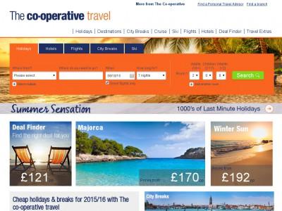 Co-Operative travel