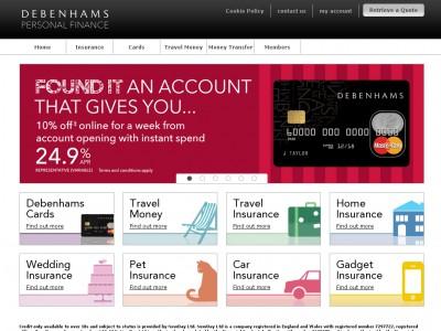 Debenhams Pet Insurance