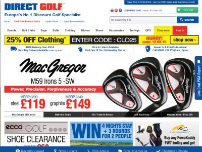 Direct Golf
