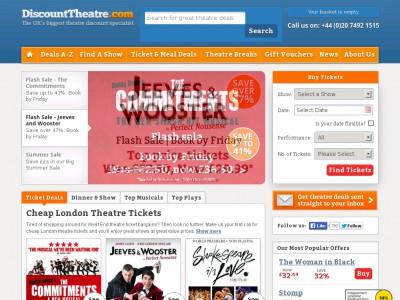 Discount Theatre