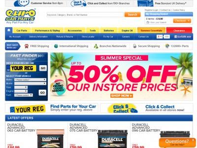 Carparts.com coupon codes