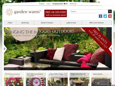 Garden Wants