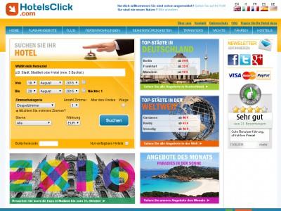 Hotels Click