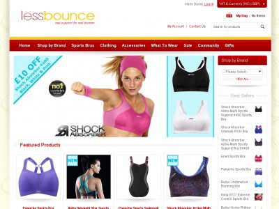 Less Bounce