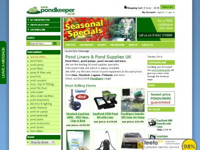 Pondkeeper