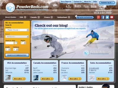 Powder Beds