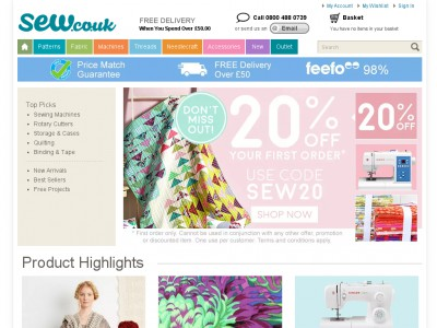 Sew.co.uk