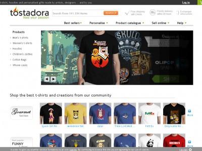 Tostadora T-shirts