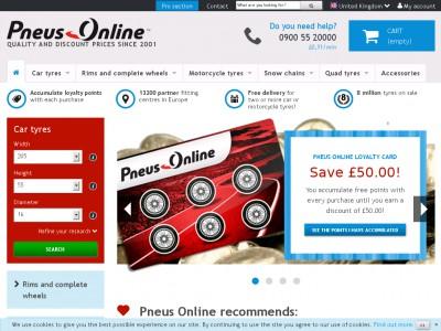 Tyres Pneus Online