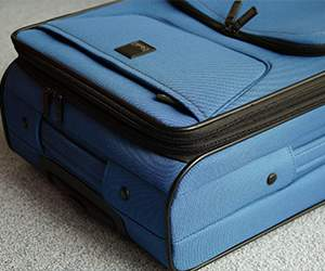 Suitcase by Bags ETC