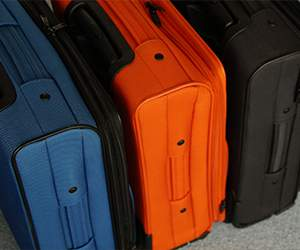 Suitcases by Bags ETC