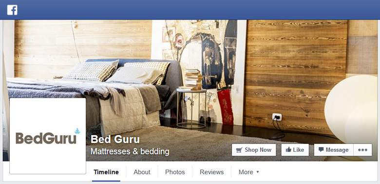 Bed Guru on Facebook