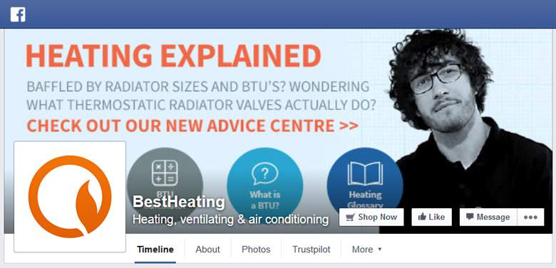 Best Heating on Facebook