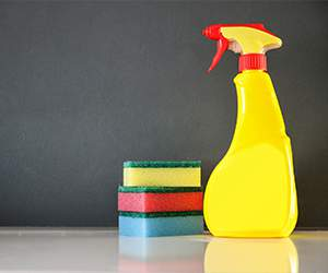 Cleaning products by Betterware