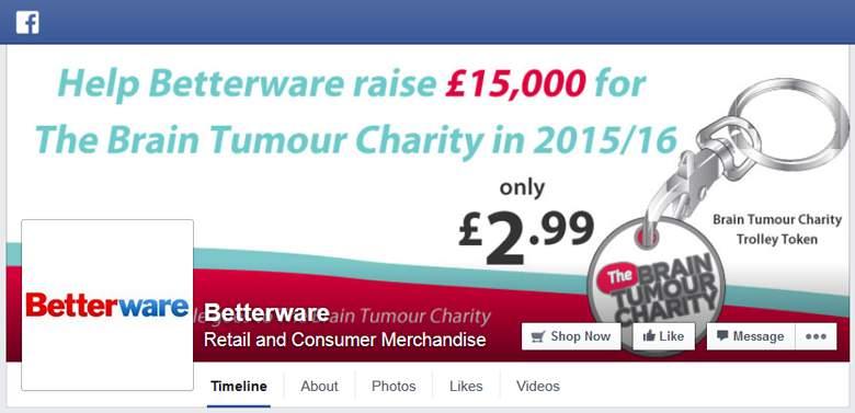 Betterware on Facebook