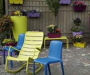 Garden furniture by Betterware