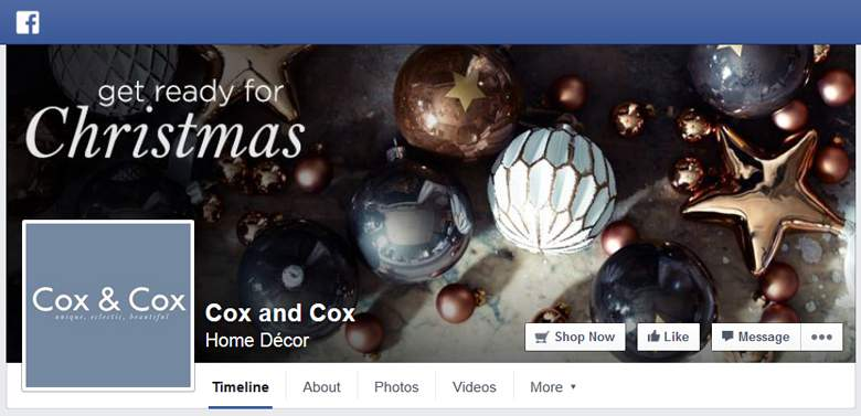 Cox and Cox on Facebook