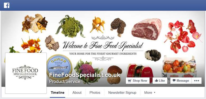 Fine Food Specialist on Facebook