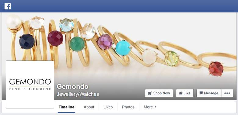 Gemondo on Facebook