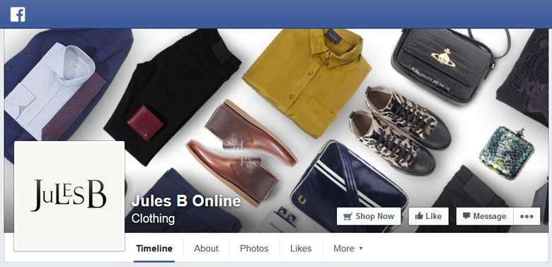 Jules B on facebook