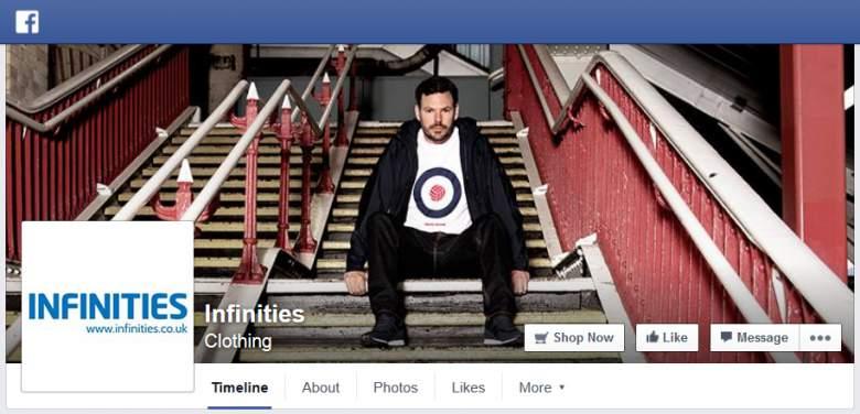 Infinities on Facebook