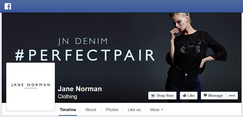 Jane Norman on Facebook