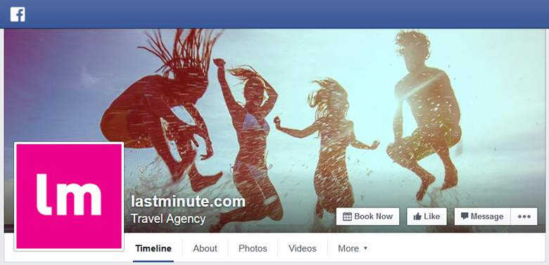 lastminute.com on facebook