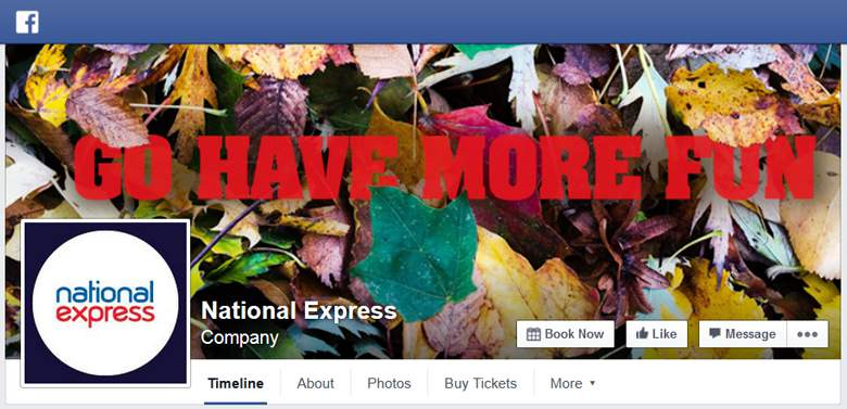 National Express on Facebook
