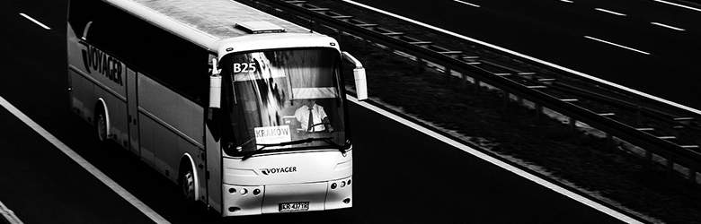 Bus travel with National Express
