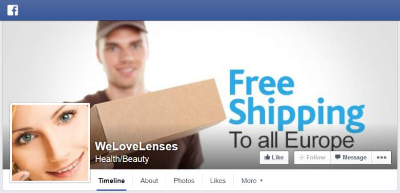 We Love Lenses on Facebook