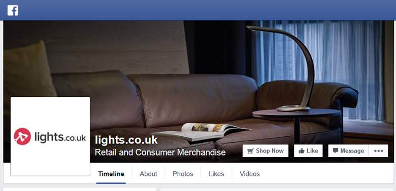 Lights.co.uk on Facebook