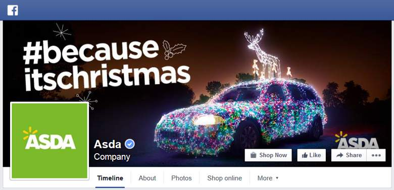 ASDA on Facebook