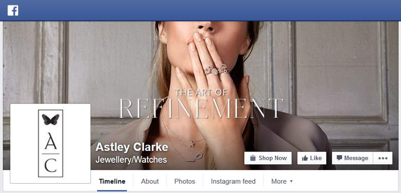 Astley Clarke on Facebook