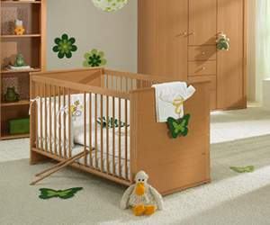 Nursery furniture by Baby & Co