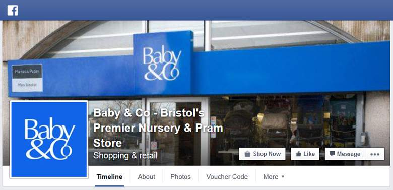 Baby & Co on Facebook
