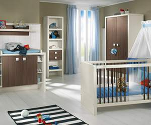 Nursery furniture by Babys Mart
