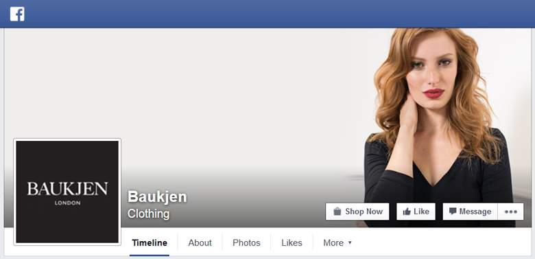 Baukjen on Facebook