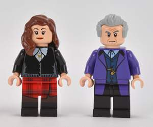Lego Doctor Who by BBC Shop