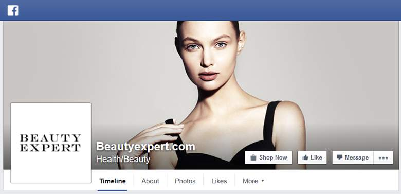 Beauty Expert on Facebook