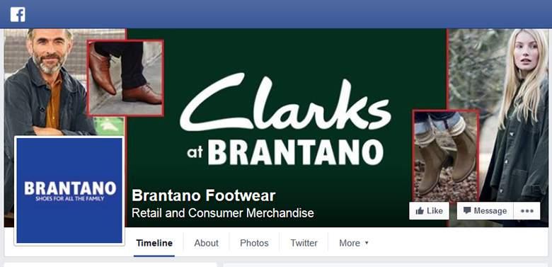Brantano on Facebook
