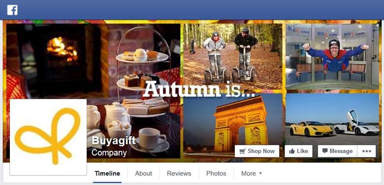 BuyaGift on Facebook