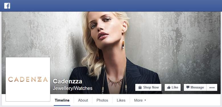 Cadenzza on Facebook