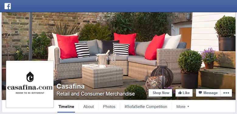 Casafina on Facebook