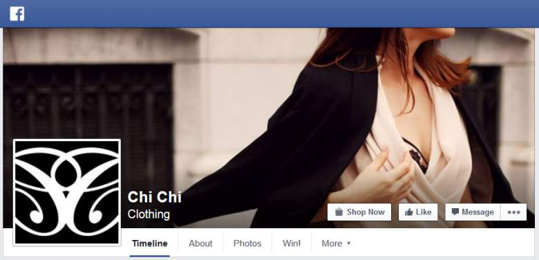 Chi Chi London on Facebook