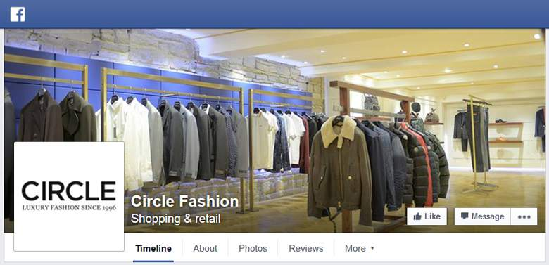 Circle Fashion on Facebook