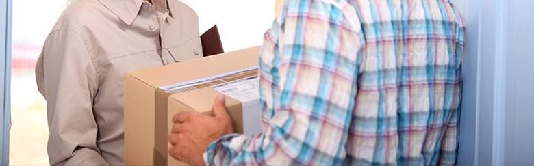 Shipping at Clicktime