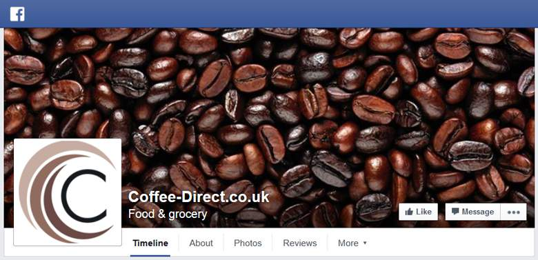 Coffee Direct on Facebook
