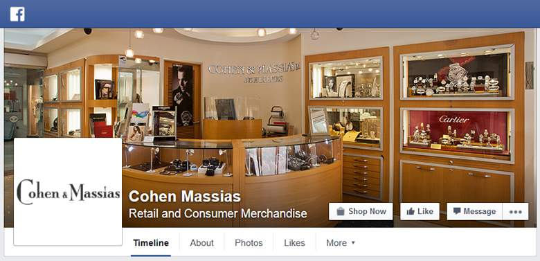 Cohen and Massias on Facebook