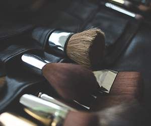 Brushes by Cult Beauty