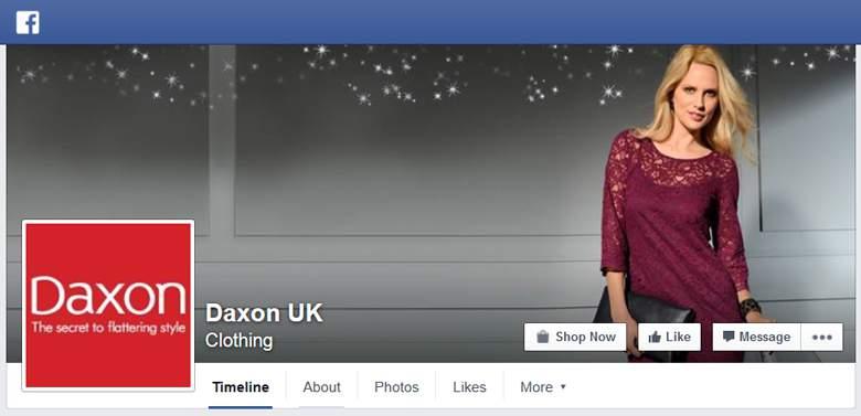Daxon on Facebook